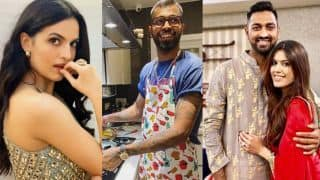 Allrounder hardik pandya debut as a chef, prepared cheese butter masala