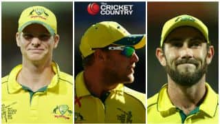 Steven Smith, Aaron Finch distance themselves from Glenn Maxwell's 'selfish' remarks about Indian batsmen