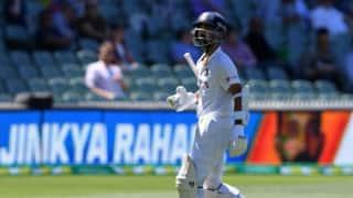 भारतीय क्रिकेट इतिहास की सबसे अहम पारियों में से एक होगा रहाणे का शतक: गावस्कर