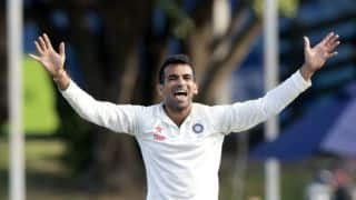 Zaheer Khan elected as MCC Honorary Life Member