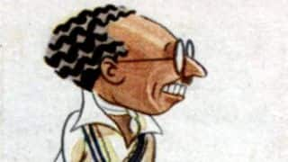 Percy Fender meticulously plans out an Arthur Carr dismissal
