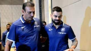 Ravi Shastri and coaching staff offered to continue till West Indies tour: Report