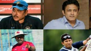 POLL: Who should be India's next head coach?