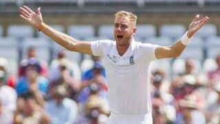 Broad praises bowlers for their efforts