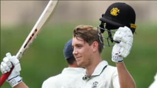 Emerging star Cameron Green's classy 197 puts him in Australia Test frame for India series