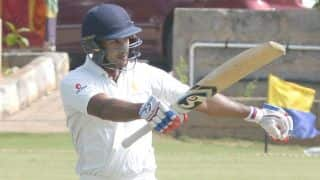 Mayank Agarwal becomes highest run-scorer in an Indian domestic season