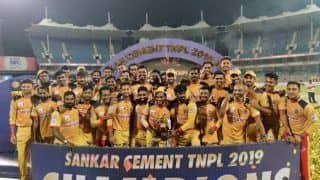 TNCA appoints committee to enquire into reports of match-fixing in TNPL
