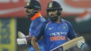 India vs West Indies: Virat Kohli, Rohit Sharma build Highest partnership for India during run chase