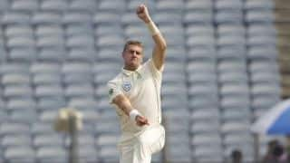 3rd Test: It would have been nice to have India four-five down: Anrich Nortje