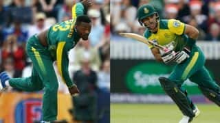 ICC T20I Ranking: Reeza Hendricks, Andile Phehlukwayo attain career-best ranking
