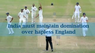 India vs England 3rd Test at Southampton: India must maintain domination over hapless England