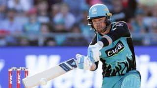 BBL: All-round Brisbane Heat pummel Melbourne Renegades