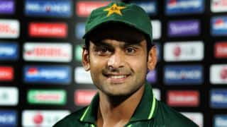 Mohammad Hafeez: Impressed with affection shown by Indian crowds towards Pakistan