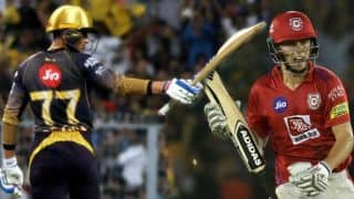 IPL 2019: Shubman gill hits fifty, kolkata beats punjab by 7 wickets
