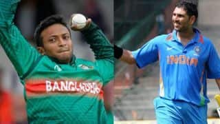 Shikab-al-hasan becomes 2nd player after yuvraj singh to take 5-wicket haul and half century in world cup match