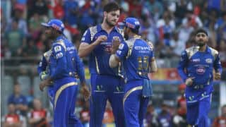 Mitchell McClenaghan asked Sachin Tendulkar for coaching lessons during IPL 2015