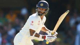 India vs Australia, 2nd Test at Brisbane, Day 4: Shikhar Dhawan scores fighting half-century