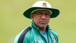 Sri Lanka coach Chandika Hathurusingha claims inside knowledge on Bangladesh helped visitors stay on top