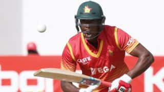 Yuzvendra Chahal's stunning 3-for bundles Zimbabwe out for 126 in 2nd ODI at Harare