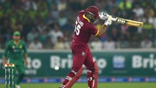 WI include Pollard, Narine, Simmons and Badree for upcoming T20I series against PAK