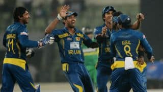 Sri Lanka beat Bangladesh by 61 runs in 2nd ODI at Dhaka; win series 2-0