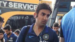 Reports: Gautam Gambhir humiliates Delhi coach