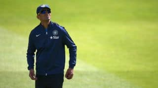 Rahul Dravid was BCCI's first choice ahead of Ravi Shastri to oversee Indian ODI team