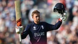 India vs England 2nd ODI : Joe Root equals Marcus Trescothick's record of most hundreds