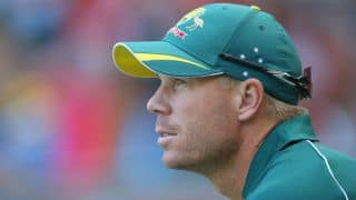 David Warner: I wasn't being racist to Rohit Sharma