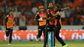 Photos: Sunrisers Hyderabad (SRH) vs Delhi Daredevils (DD), Match 21 in Hyderabad