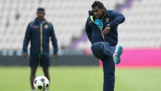 Angelo Mathews: Trying my best to remain injury-free