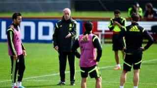 UEFA Euro 2016: Spain begin training camp to defend title