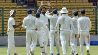 Ranji Trophy 2018-19: We had a decent day after losing toss; Says Sitanshu Kotak