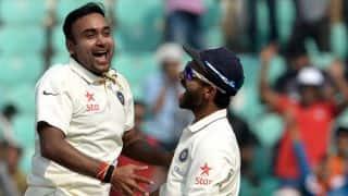 भारतीय टेस्ट टीम से बाहर होने के बाद रणजी ट्रॉफी में हरियाणा टीम के लिए खेलेंगे अमित मिश्रा