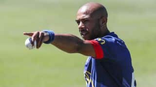 BBL 06: Brisbane Heat sign Tymal Mills in place of injured Samuel Badree