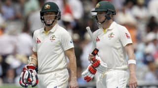 Chris Rogers, Steven Smith put Australia on top against England at Tea on Day 1 2nd Ashes Test at Lord's