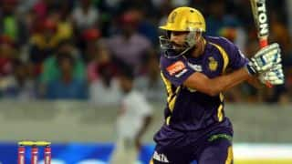 Kolkata Knight Riders close in on victory against Mumbai Indians in IPL 2014