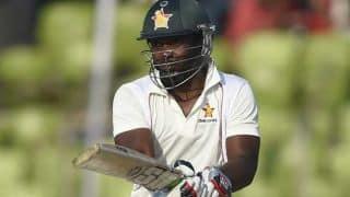 Bangladesh vs Zimbabwe, 3rd Test at Chittagong, Day 4: Zimbabwe 182 for 5 at lunch; Bangladesh 5 wickets away from win