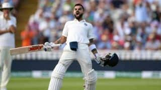 India vs England, 1st Test, Day 2: India piggyback on Kohli's 149