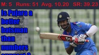 Pujara deserves another chance in Indian ODI side
