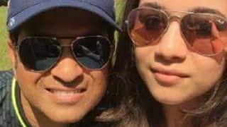 Sachin Tendulkar shares 'Selfie With Daughter' with Sara