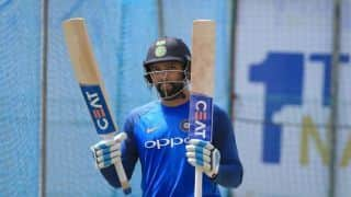 Rohit Sharma all set for YO-YO Test