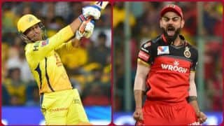 IPL 2019, RCB vs CSK: Royal Challengers Bangalore edge out Chennai Super Kings by a run despite MS Dhoni stunner