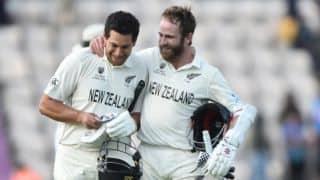 टेस्ट चैंपियन बनने के बाद विश्व कप 2019 फाइनल की हार का दर्द कुछ कम हुआ : रॉस टेलर