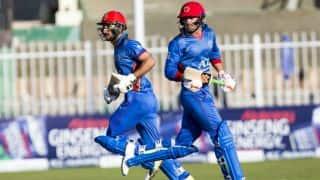 Afghanistan thrash Zimbabwe in the 3rd ODI