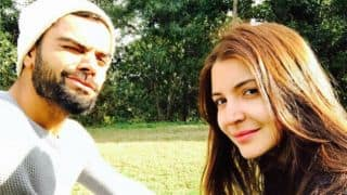 "Anushka Sharma gives her verdict: Virat Kohli ""cannot"" shave"