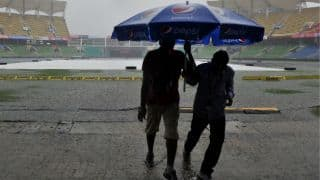 India vs New Zealand 3rd T20I: Devotees offer prayers as rain threat hovers over series decider