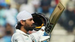 Murali Vijay speaks about his selection, says It is tough but I have become used to it