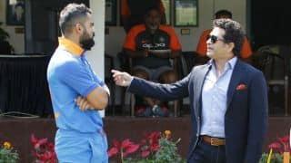 सचिन का टीम इंडिया को संदेश, '3 विश्व कप खिताब को इस बार 4 कर देते हैं'