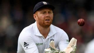 Jonny Bairstow learns 'keeping from Newcastle United's goalkeeping coaches